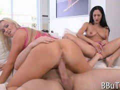 foursome banging scene big ass
