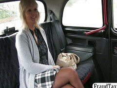 Divorced mature amateur sex with taxi driver